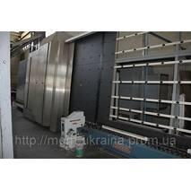 Комплект оборудования для производства стеклопакетов Lisec