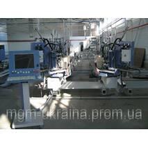 Комплект для производства 240 ПВХ окон в смену