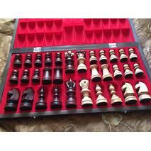 Шахматы деревянные (большые). Купить шахматы