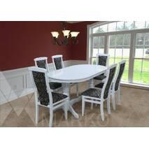 """Комплект стол """"Гостинный"""" + стулья """"Марко"""", купить в Луцке в розницу или оптом"""