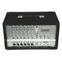 Muzon PС6250 пульт мікшера з підсилювачем, 250 Вт, 4Ом
