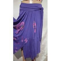 Спідниця жіноча BI - EMKA фіолетовий