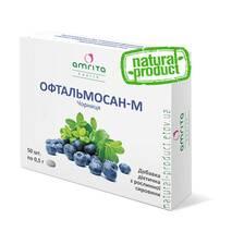 Офтальмосан-М, 50 табл. по 500 мг