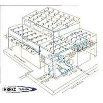 Проектирование системы пожаротушения