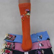 Носки женские махровые