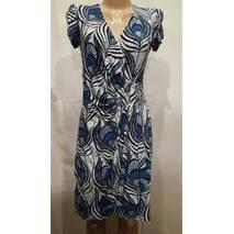 Сукня жіноча з каменями Синій, 46