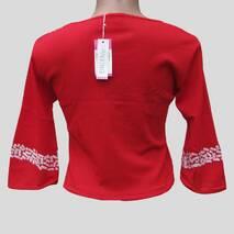 Кофта жіноча червона