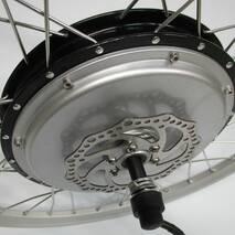 "Мотор-колесо 48V 600W, 28"" дюймов, заднее"