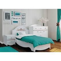 """Ліжка серії """"Ніколь"""" для дитячої, підліткової кімнати"""