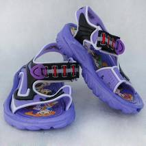 Сандалі дитячі фіолетові