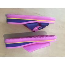 Шльопанці дитячі рожеві 36 розмір