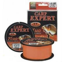 Леска Carp Expert UV Fluo Orange 0,25мм 300м