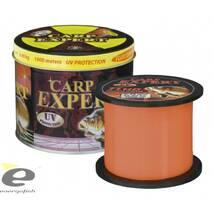 Леска Carp Expert UV Fluo Orange 0,35мм 1000м