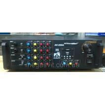 Підсилювач звуку AMP 200a