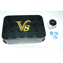 Пробники капсулы Viagra V 8 Виагра V 8 препарат для супер потенции 3 капсулы в бутылочке
