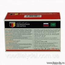 Германская Овчарка для супер потенции и лечения простатита 10 таблеток упаковка