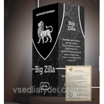 Оригинал!Капли для потенции Big Zilla эффективные капли для повышения потенции!