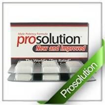 """""""Prosolution"""" (Просолюшен) - увеличение потенции (60 табл)."""
