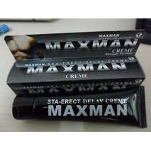 """Крем для збільшення пеніса """"Maxman cream"""" (60 грам) ."""