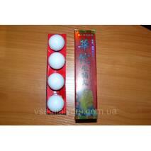 "Пробники! Препарат пилюли для повышения потенции Доктор Хуато ""Hua tuo sheng jing wan"" (4 пилюли упаковка)."