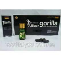 """Germany Black gorilla"" (Германская Чёрная горилла) препарат для потенции (10 табл)."