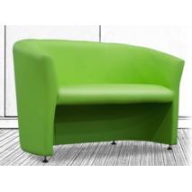 """Офісний диван та крісло """"Кліо"""""""