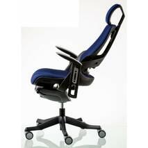 Крісло Special4You WAU NAVYBLUE FABRIC