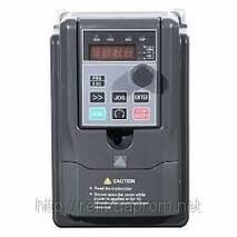 Перетворювачі частоти Alpha 0.4 кВт ~220В