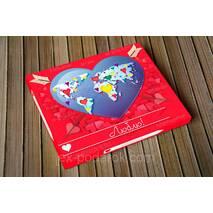 Шоколадные Набор «Я тебя люблю» .