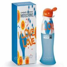 Туалетна вода для жінок Moschino Cheap and Chic I Love Love.