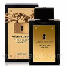 Туалетная вода для мужчин Antonio Banderas The Golden Secret.