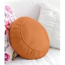 Декоративна подушка, модель 2, кругла, Салатовий