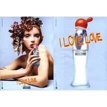 Туалетна вода  Moschino I Love Love