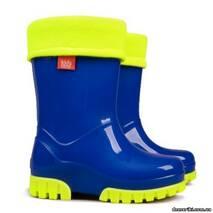 Резиновые сапоги DEMAR TWISTER FLUO a (Синие), 20-27, купить в Запорожье
