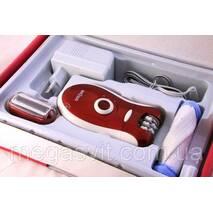 Эпилятор Brown MP-2068, набор 2 в 1 для женщин