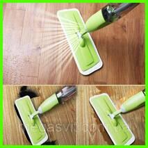 Швабра для уборки дома и окон (распылитель и насадка для мытья окон)