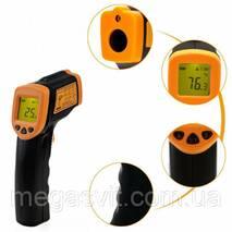 Промышленный градусник TEMPERATURE AR 320 (инфракрасный термометр)