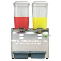 Сокоохладитель для негазированных напитков и соков. Модель CD18-2G / EWT INOX CDD 18-2
