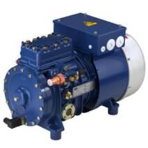 Компресор з охолодженням всмоктуваним газом R-22 HG 34P/380-4 (S)