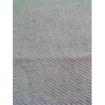 Тканина конопляна. Саржа