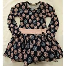 Детское платье с  фатином оптом на 3-6 лет
