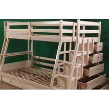 Кровать-трансформер «Лазурит 1»