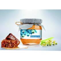 Мёд и варенье с логотипом
