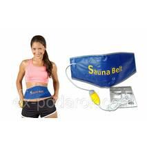 """Пояс """"Sauna Belt"""" с эффектом сауны для похудения."""