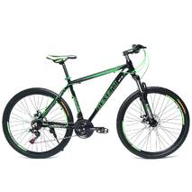 "Benetti-Grande DD 18"" чорно-зелений глянець"