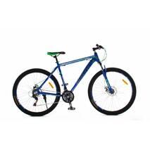 """Велосипед 29"""" Benetti-Grande DD 18"""" синьо-зелений"""