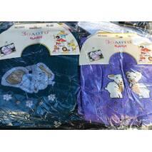 Термоколготки під памперс оптом ТМ Золото 68-86 для дівчаток