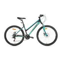 """Велосипед 26"""" Avanti CORSA рама 16"""" чорно-зелений"""