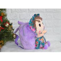 Стильный детский рюкзак Кукла Маруся.