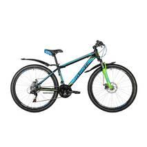"""Велосипед 26"""" Avanti SPRINTER рама - 17"""" черно-синий"""